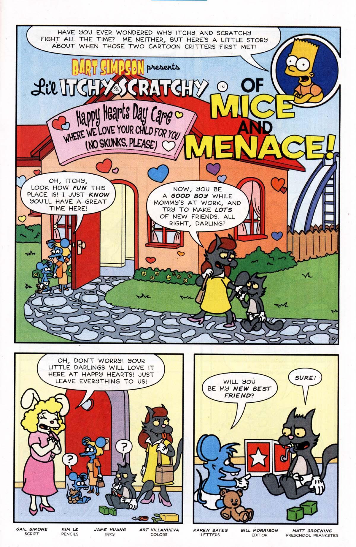 Read online Simpsons Comics Presents Bart Simpson comic -  Issue #10 - 14