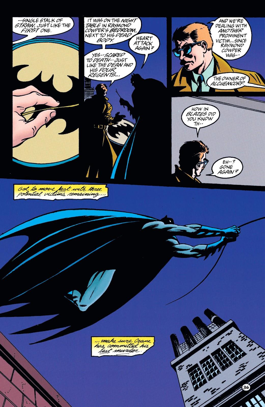 Read online Batman Arkham: Scarecrow comic -  Issue # TPB (Part 2) - 76