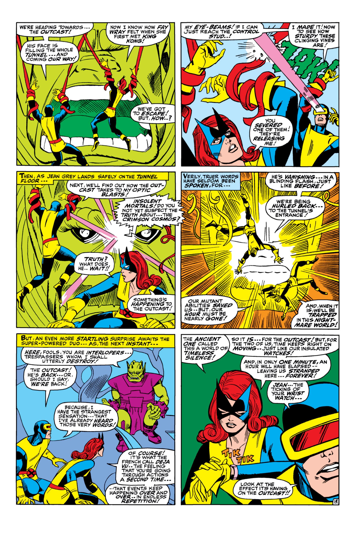 Uncanny X-Men (1963) 33 Page 15