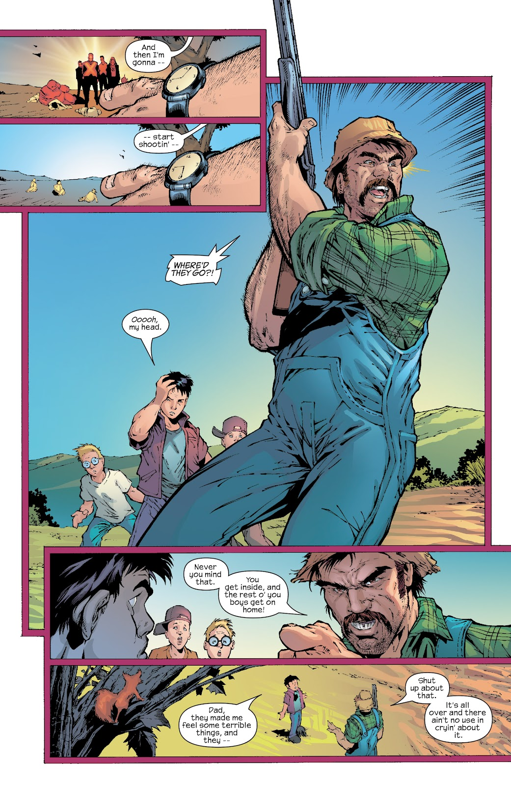 Read online X-Men: Unstoppable comic -  Issue # TPB (Part 2) - 89