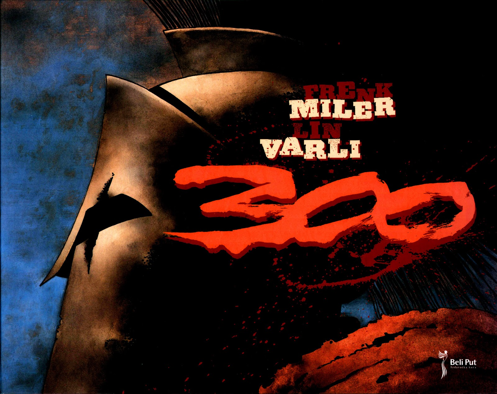 Read online 300 (2007) comic -  Issue # TPB - 1