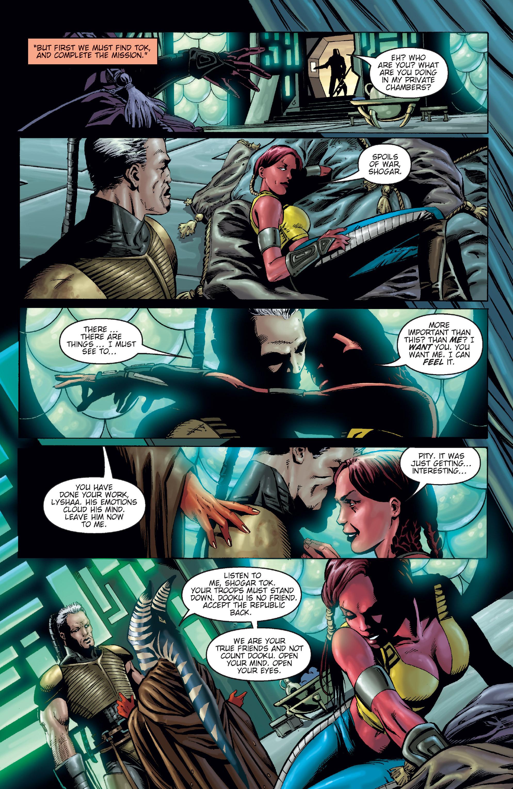 Read online Star Wars Omnibus comic -  Issue # Vol. 24 - 216