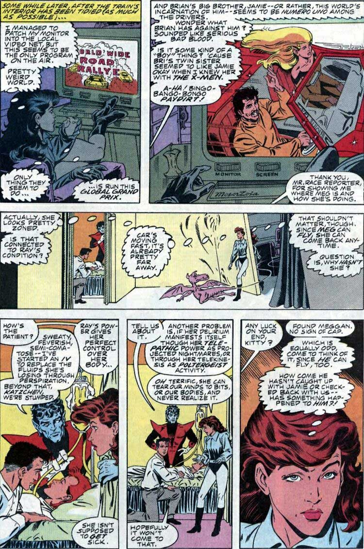 Excalibur (1988) issue 18 - Page 9