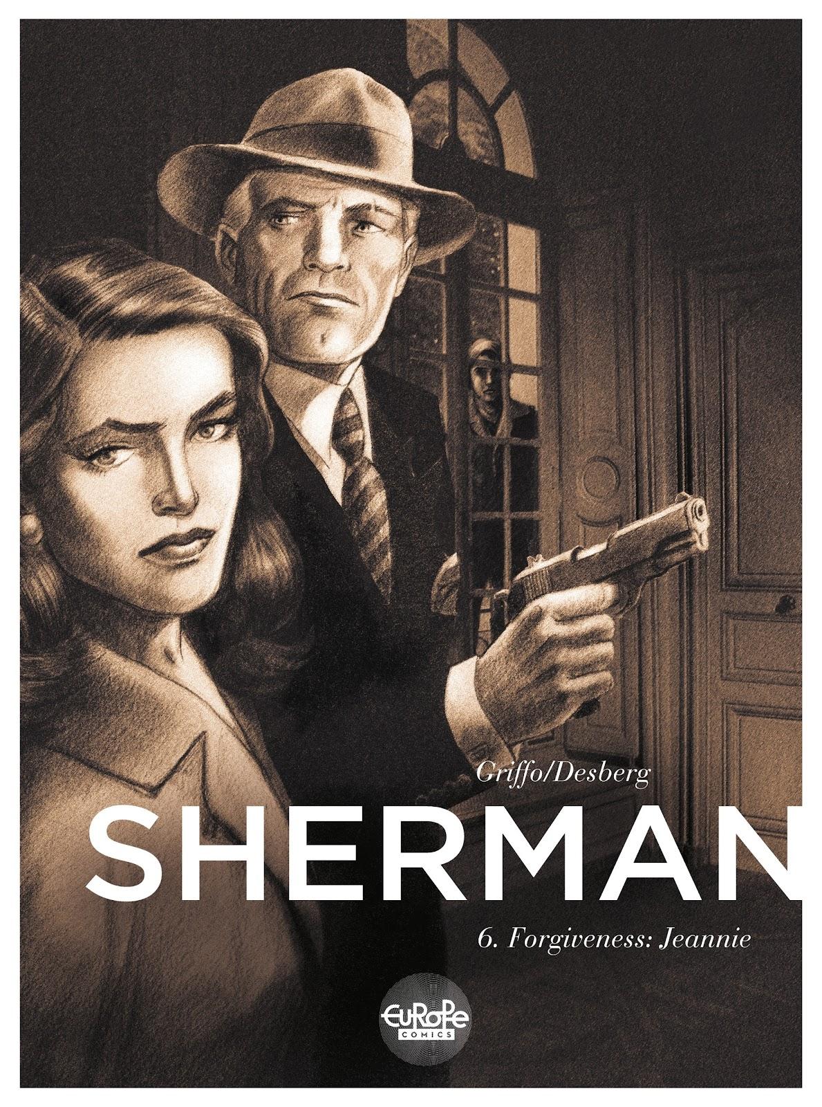 Read online Sherman comic -  Issue #6 - 1