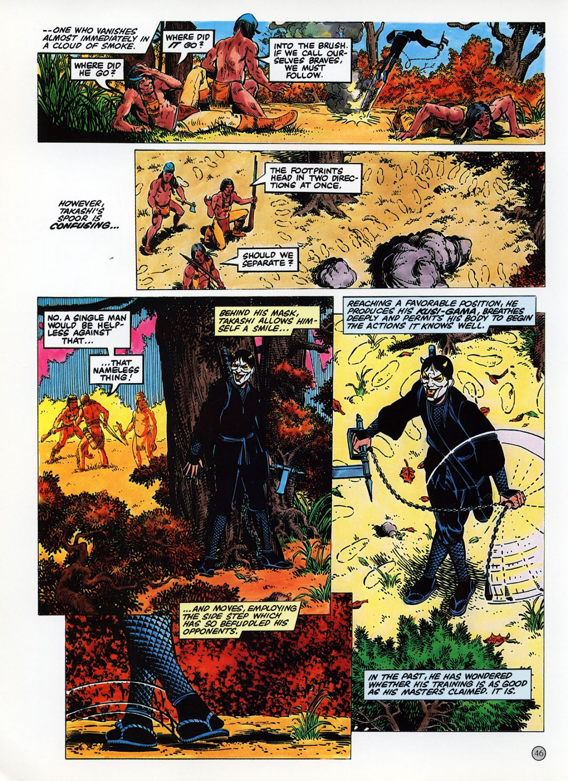 Read online Epic Graphic Novel: Last of the Dragons comic -  Issue # Full - 47