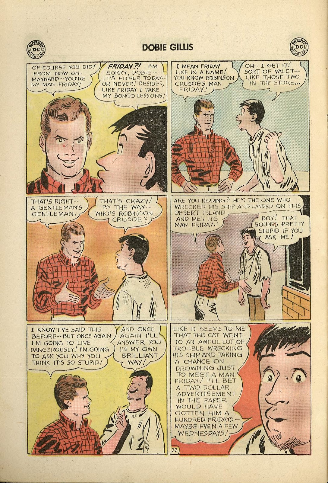 Many Loves of Dobie Gillis issue 22 - Page 28
