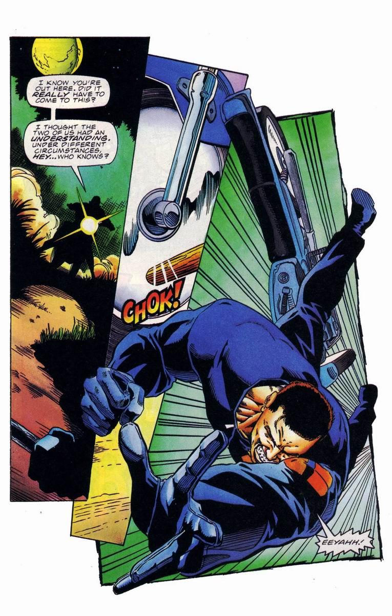 Read online Secret Weapons comic -  Issue #19 - 19