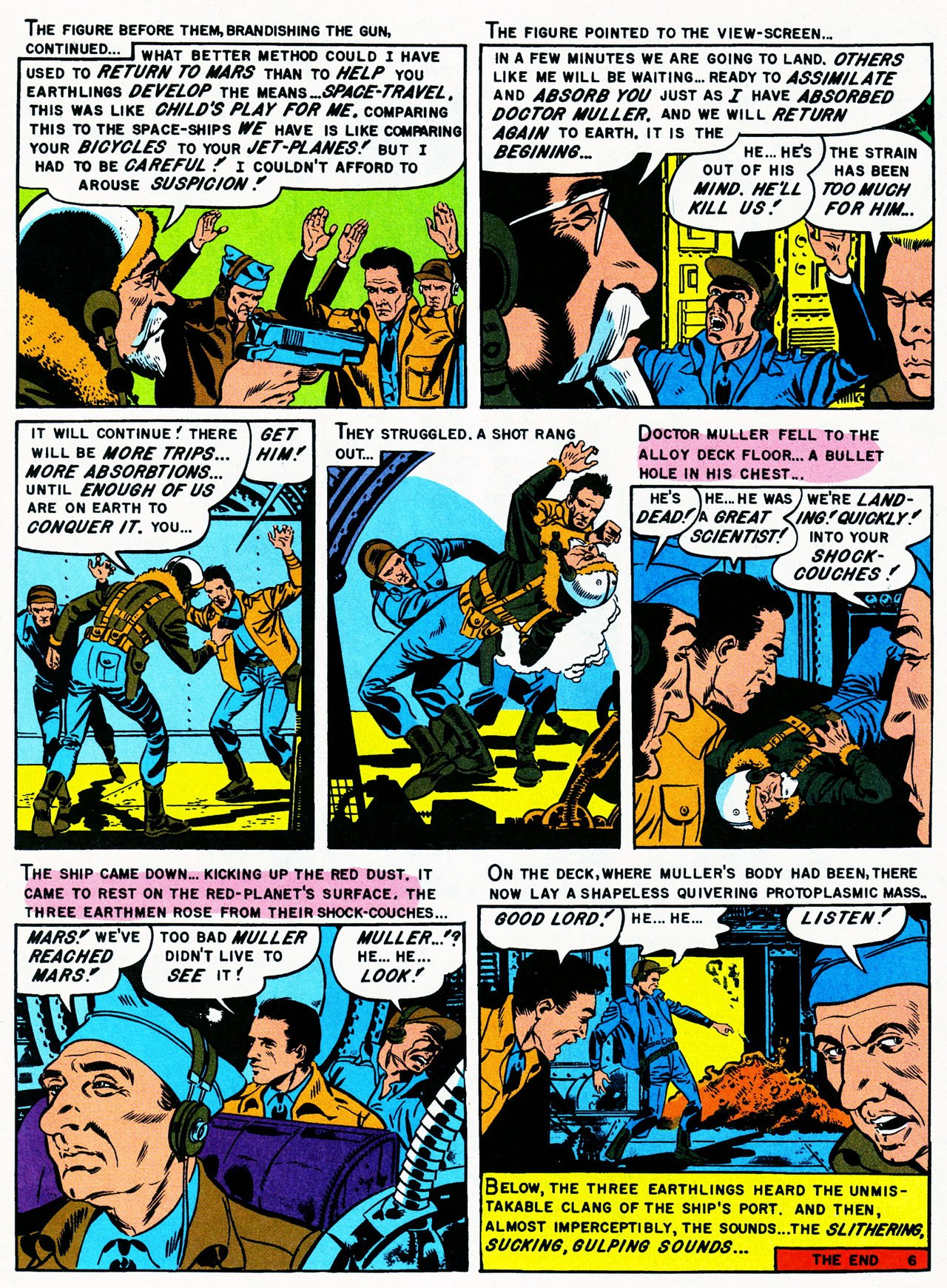 Read online Shock SuspenStories comic -  Issue #10 - 26