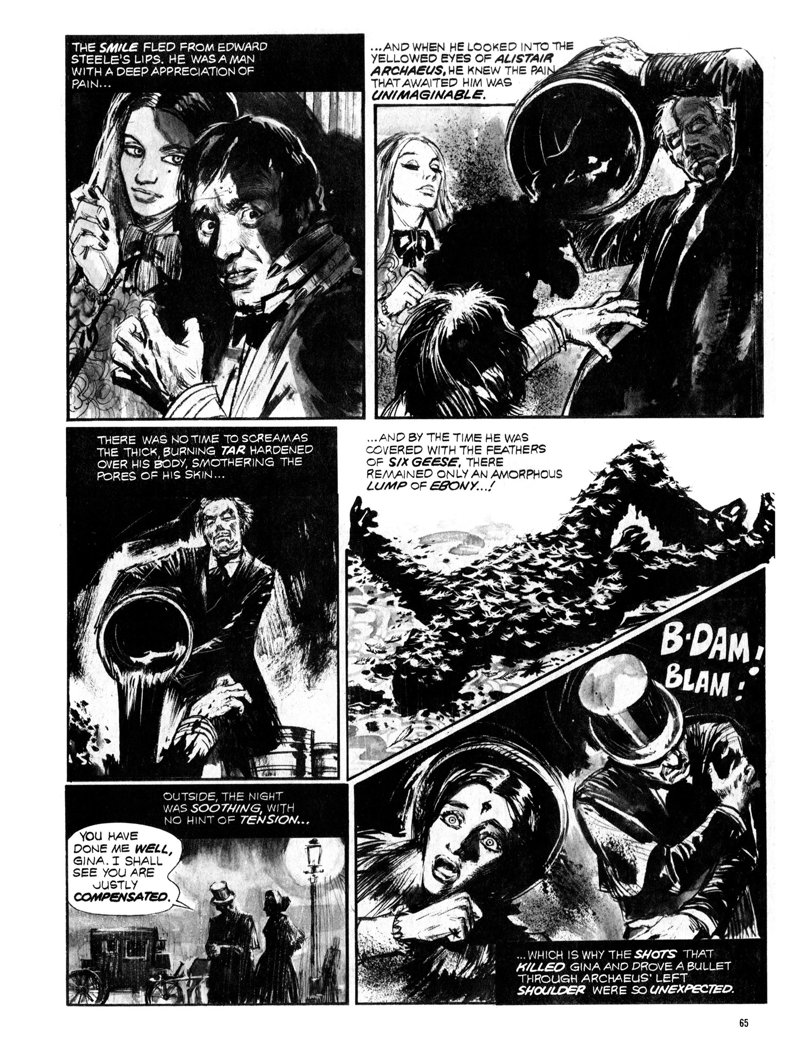 Read online Eerie Archives comic -  Issue # TPB 13 - 66