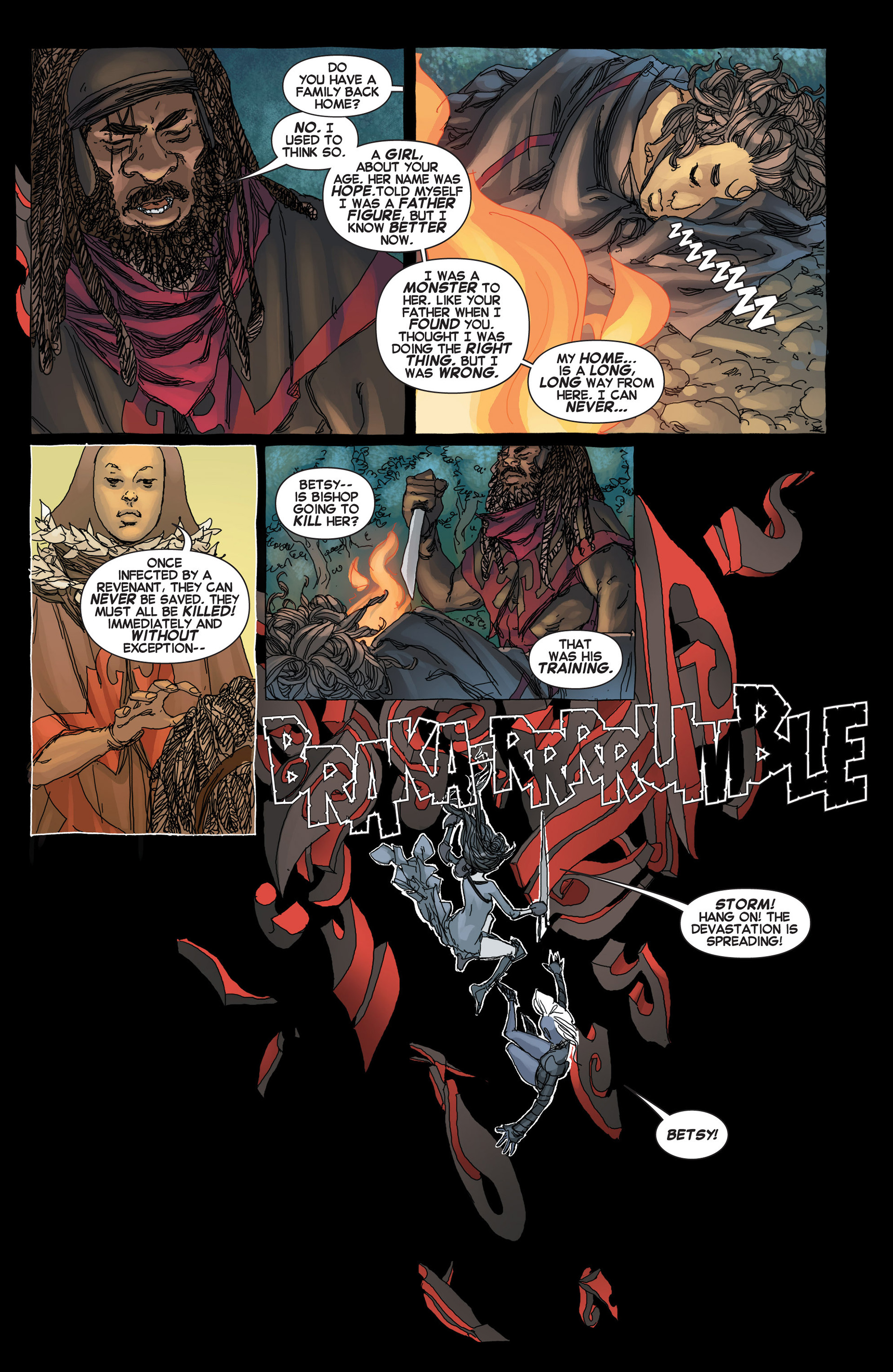 Read online Uncanny X-Force (2013) comic -  Issue #5 - 10