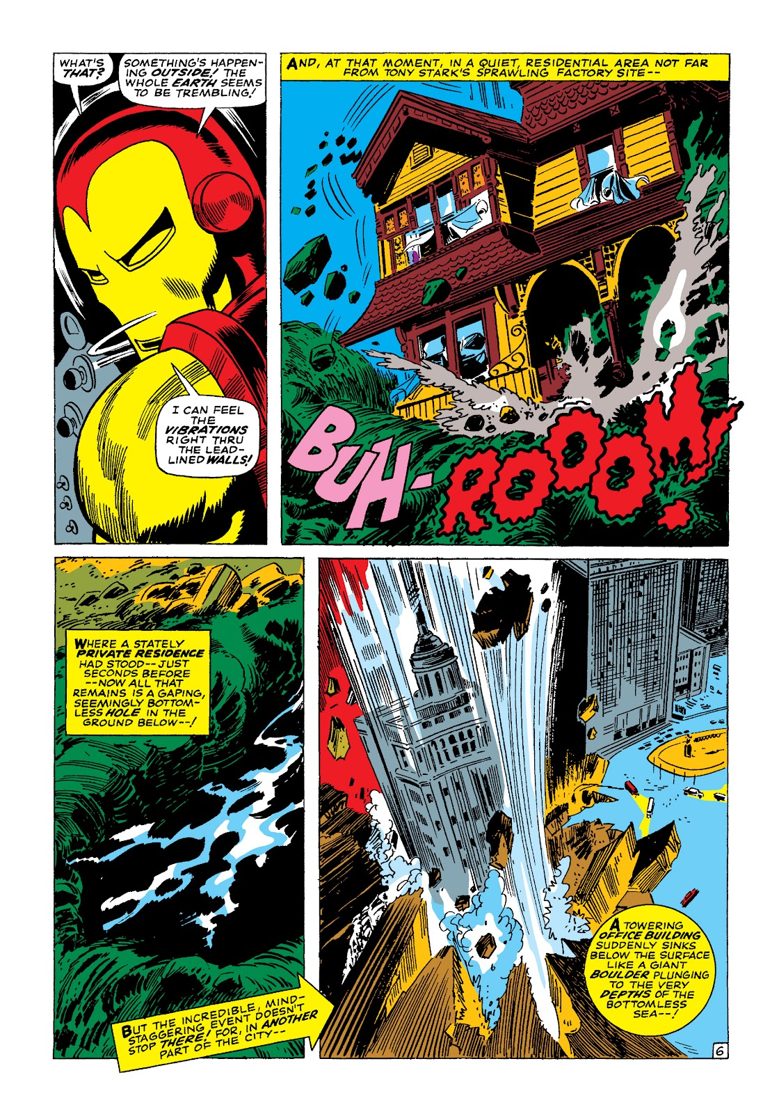 Read online Marvel Masterworks: The Invincible Iron Man comic -  Issue # TPB 4 (Part 1) - 51