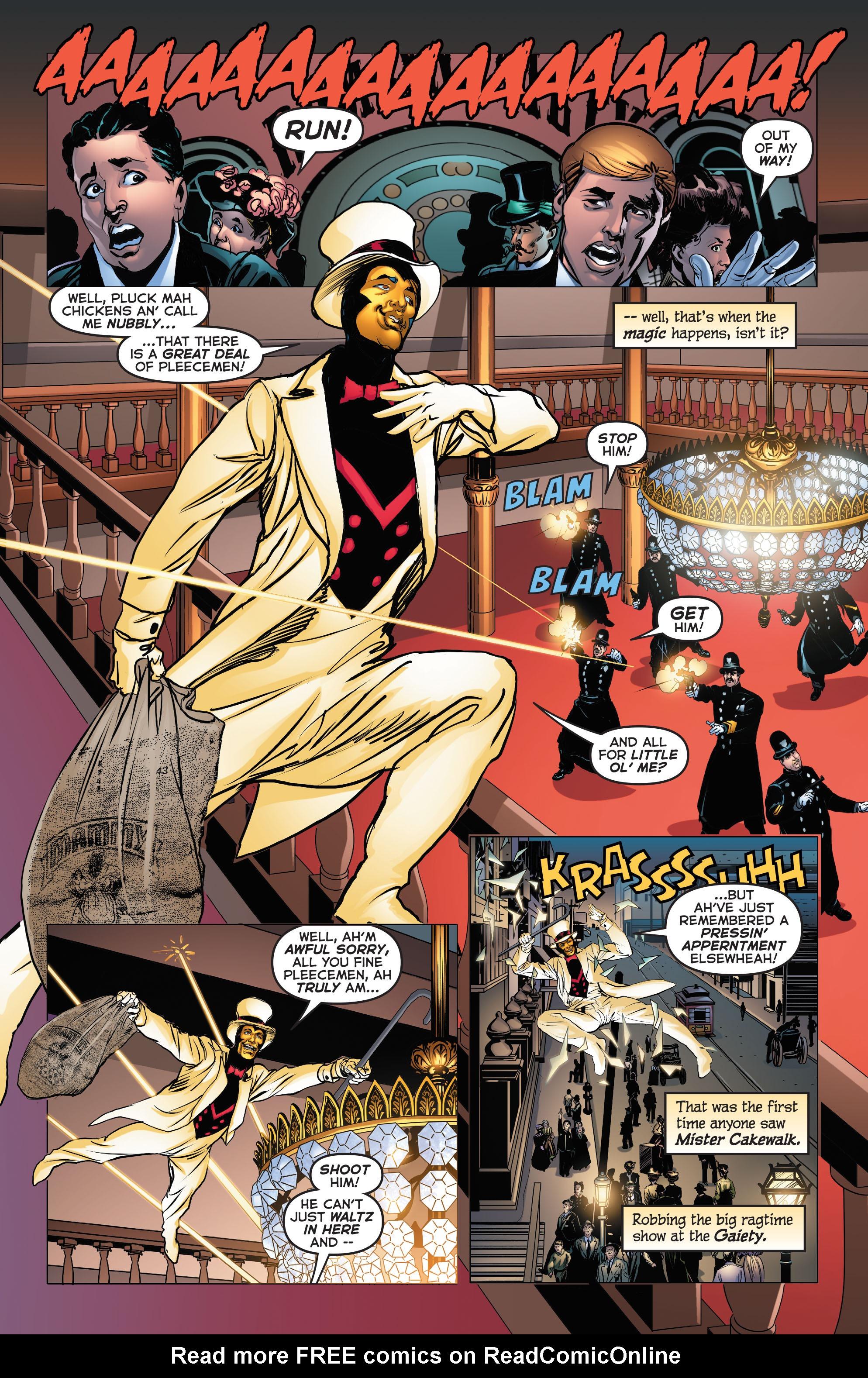 Read online Astro City comic -  Issue #37 - 18