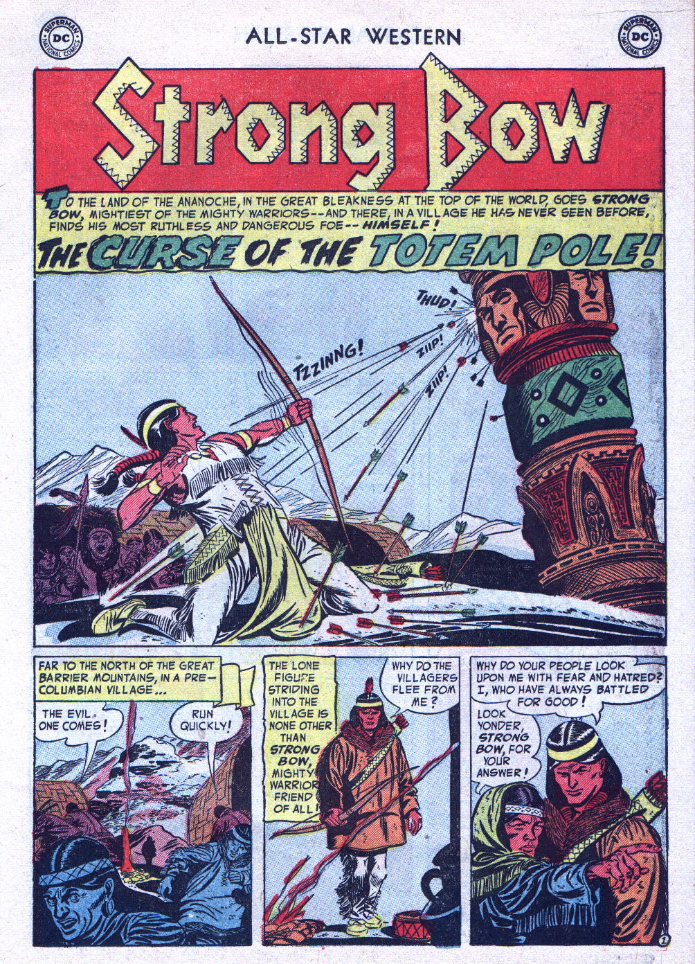 Read online All-Star Western (1951) comic -  Issue #76 - 11