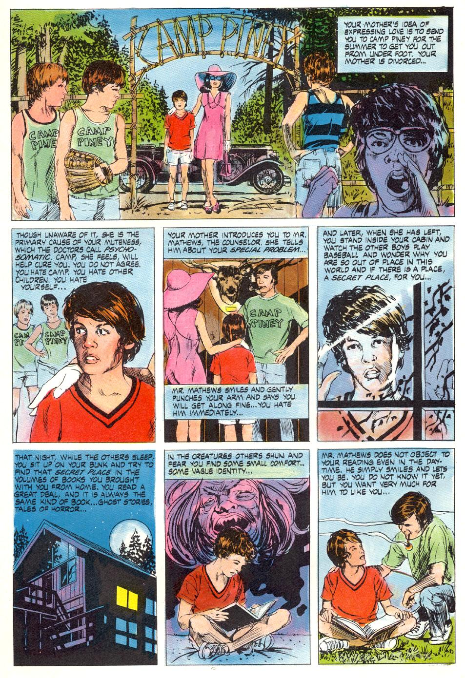 Read online Twisted Tales (1982) comic -  Issue #4 - 24