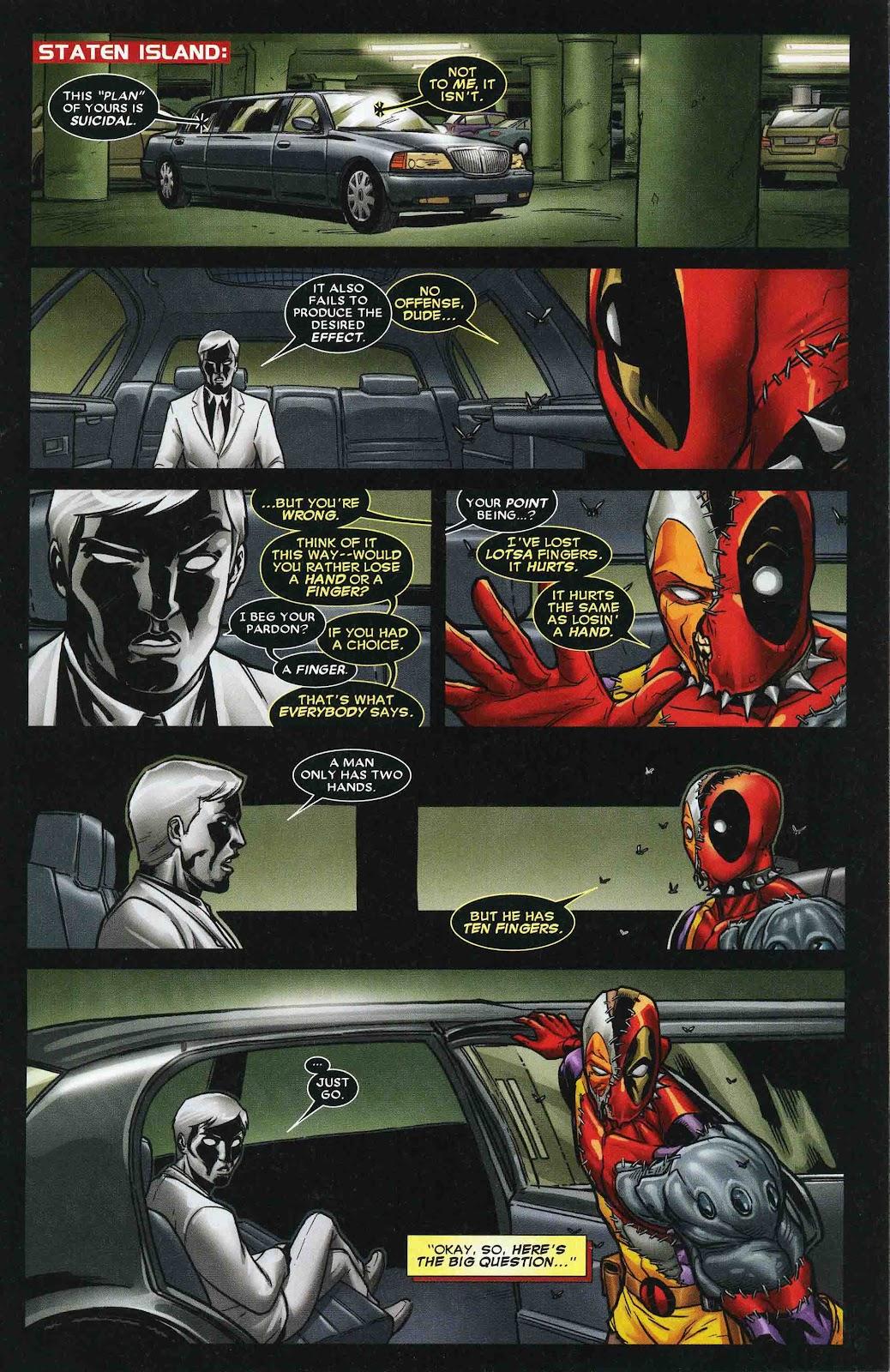 Read online Deadpool (2008) comic -  Issue #47 - 15