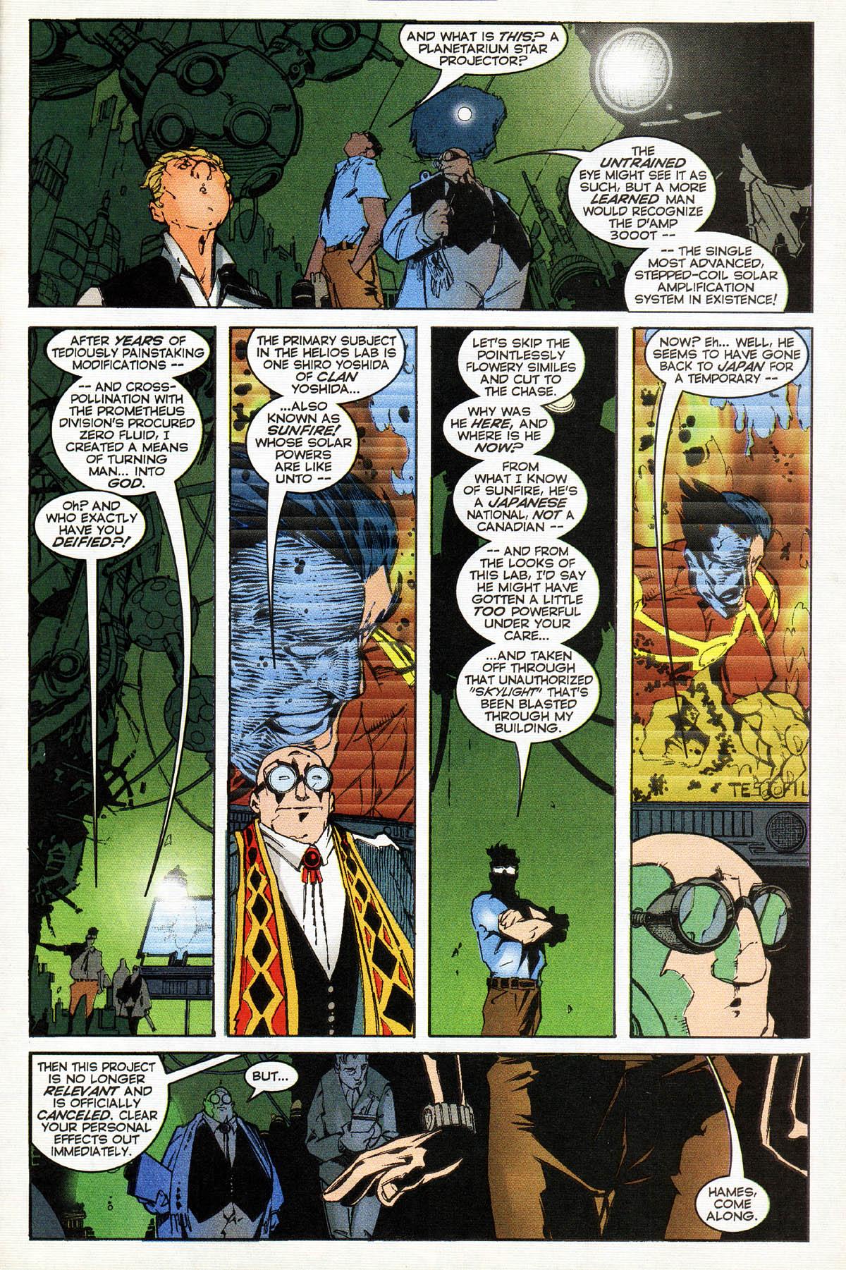 Read online Alpha Flight (1997) comic -  Issue #14 - 21