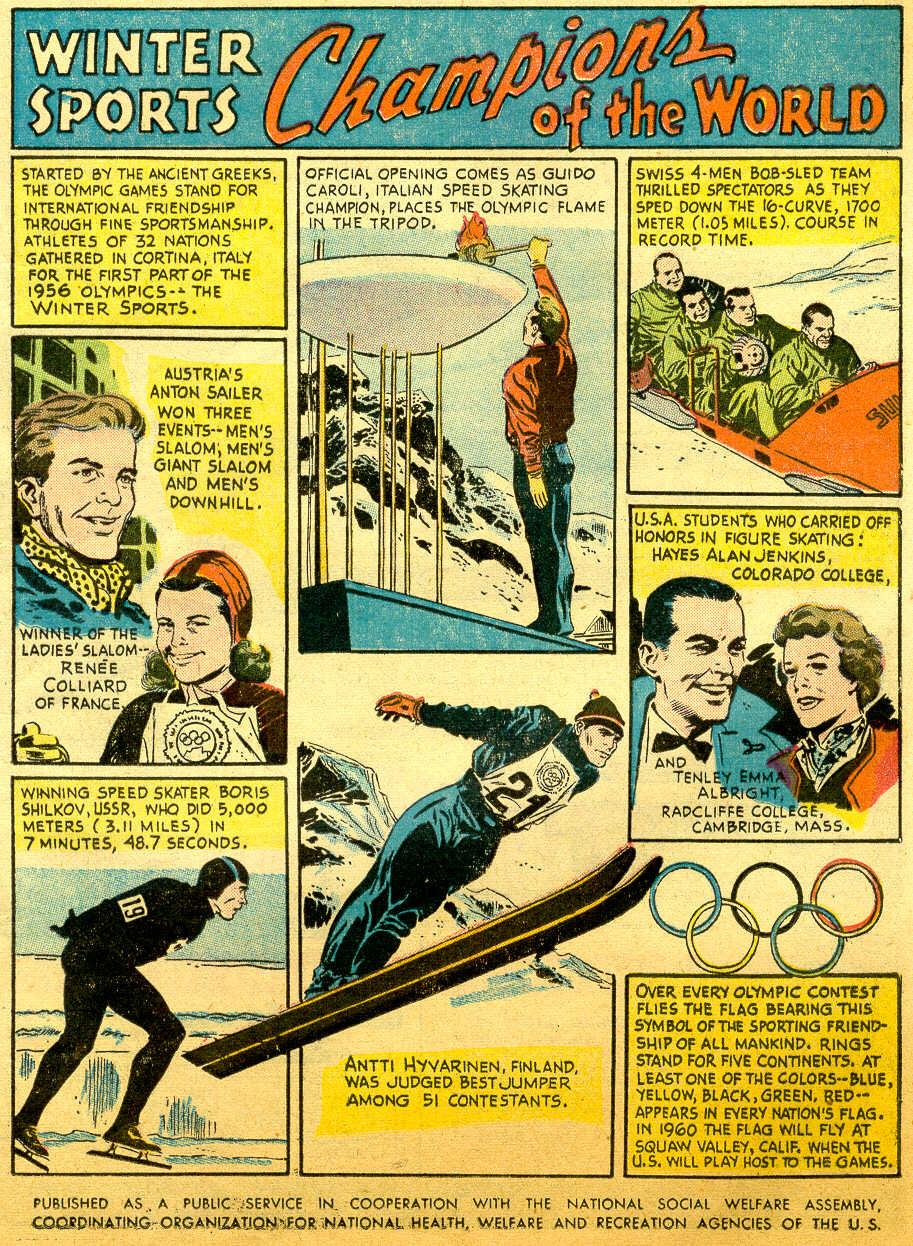 Read online Adventure Comics (1938) comic -  Issue #233 - 16