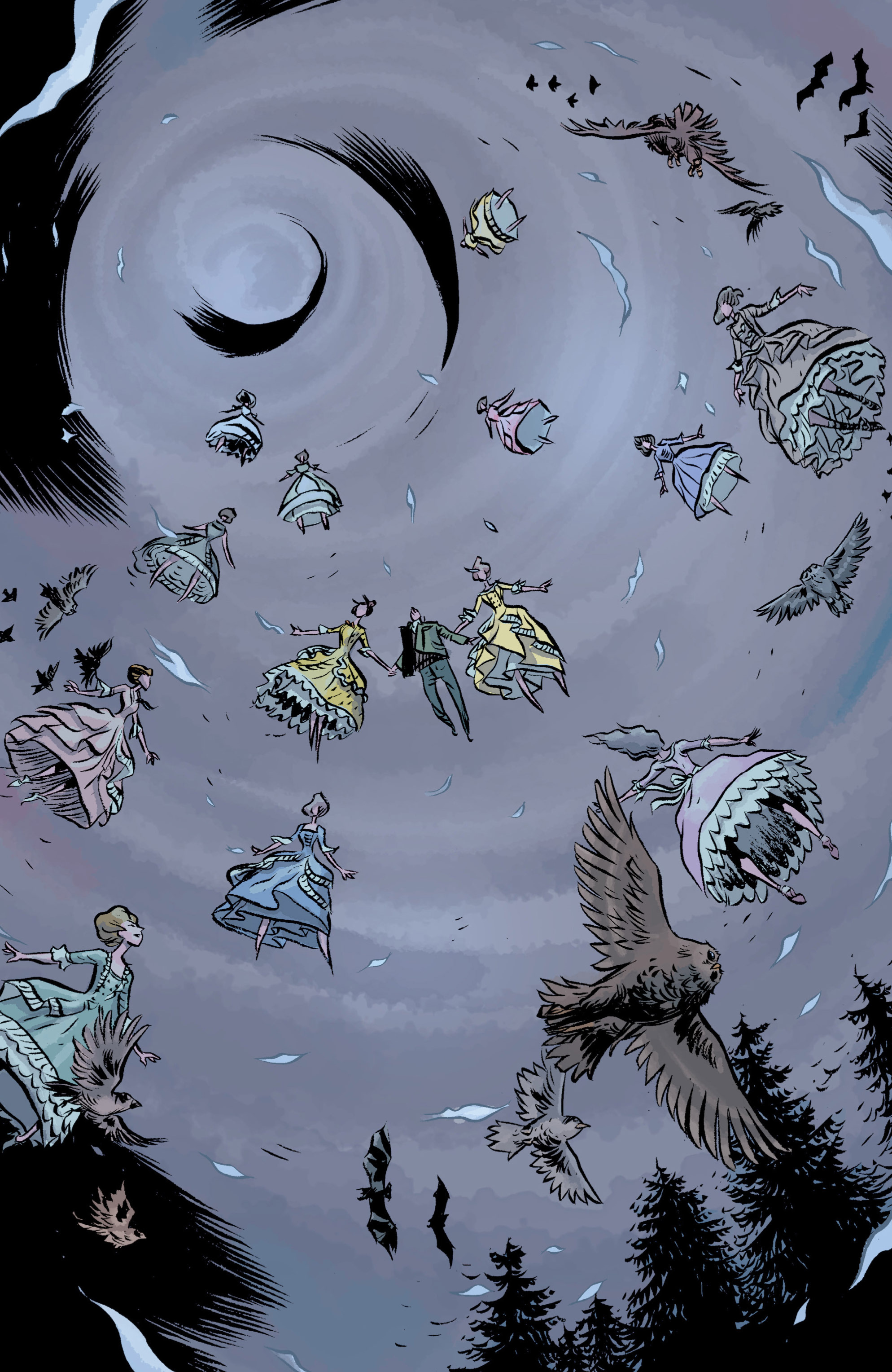 Read online B.P.R.D. (2003) comic -  Issue # TPB 13 - 45