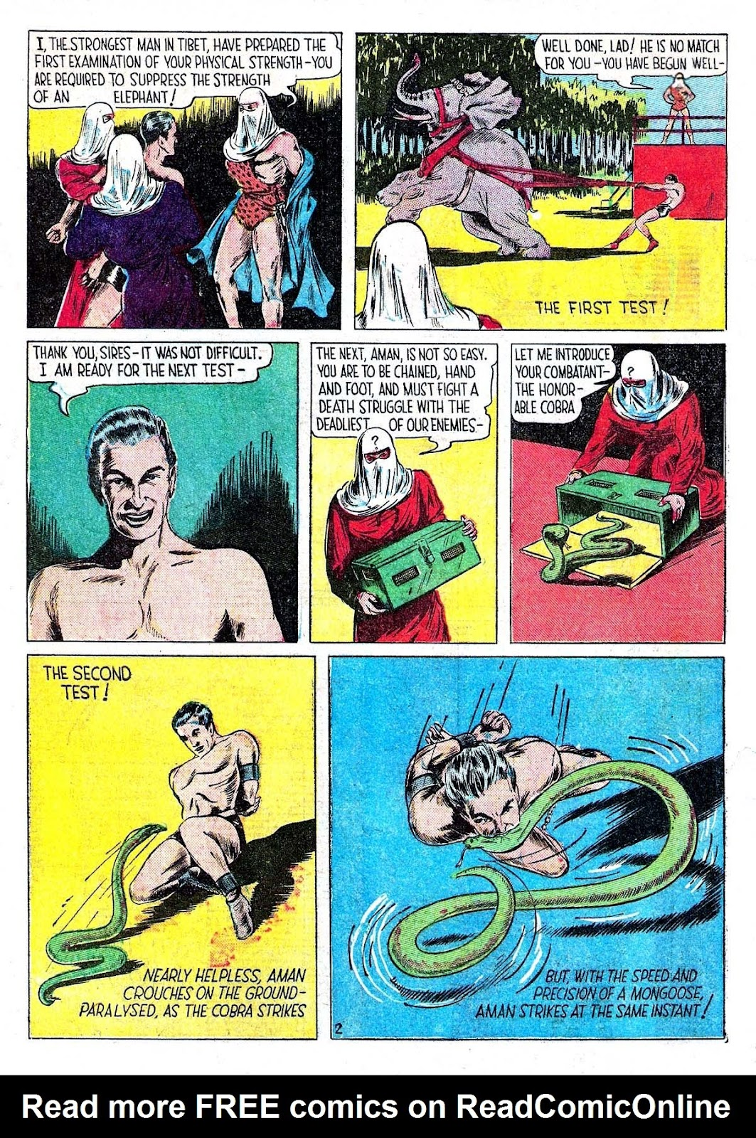 Amazing Man Comics issue 5 - Page 4
