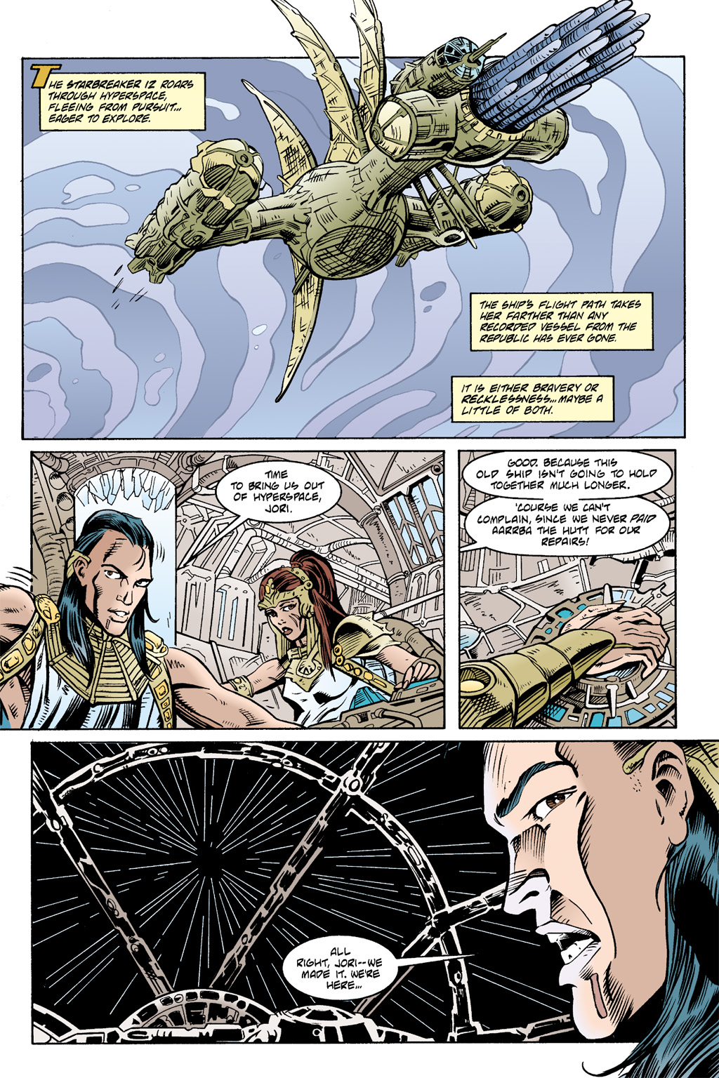 Read online Star Wars Omnibus comic -  Issue # Vol. 4 - 49