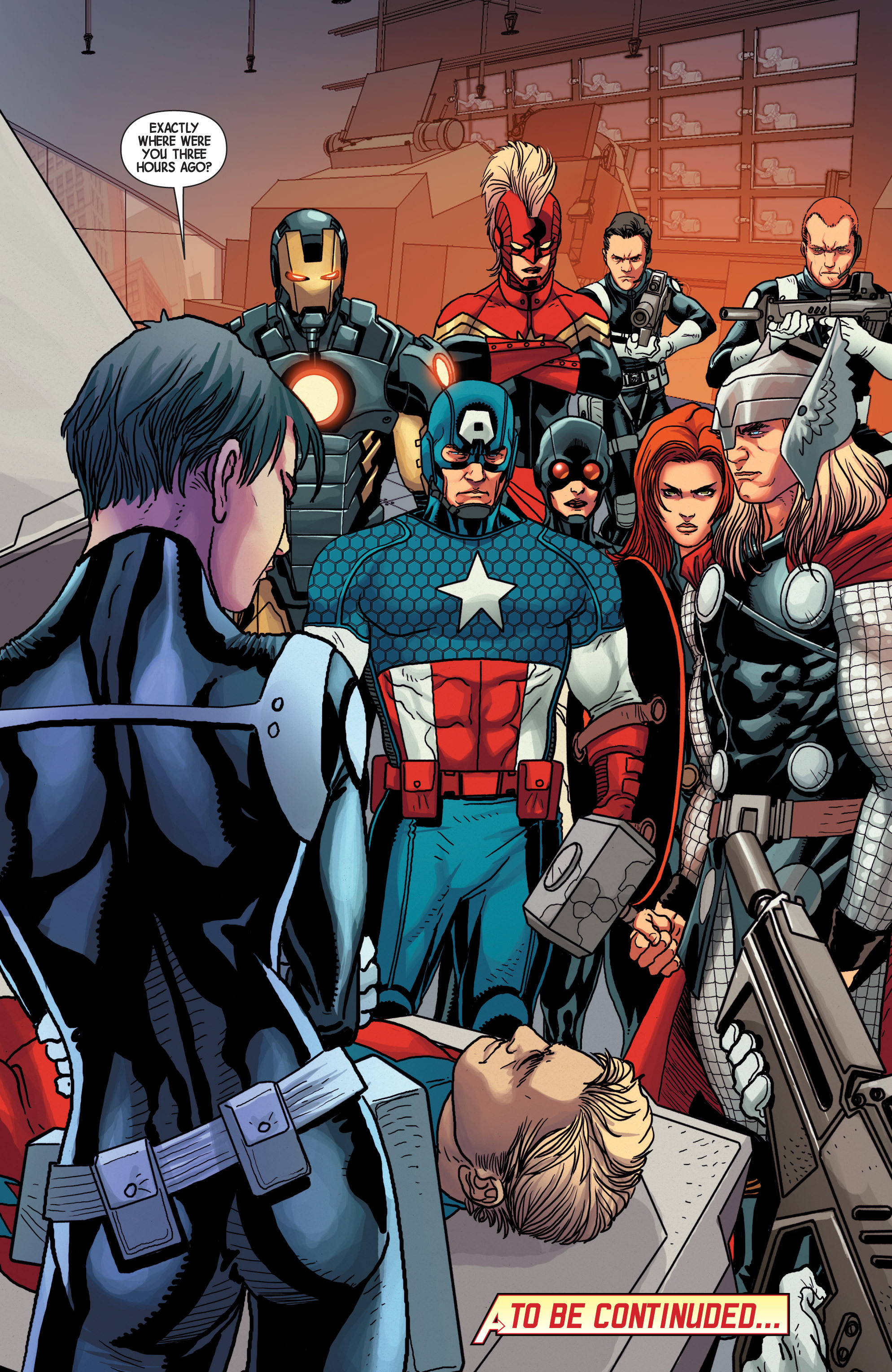 Read online Avengers (2013) comic -  Issue #25 - 24