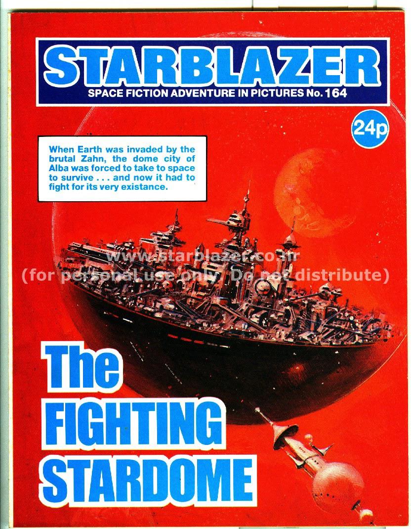 Starblazer issue 164 - Page 1