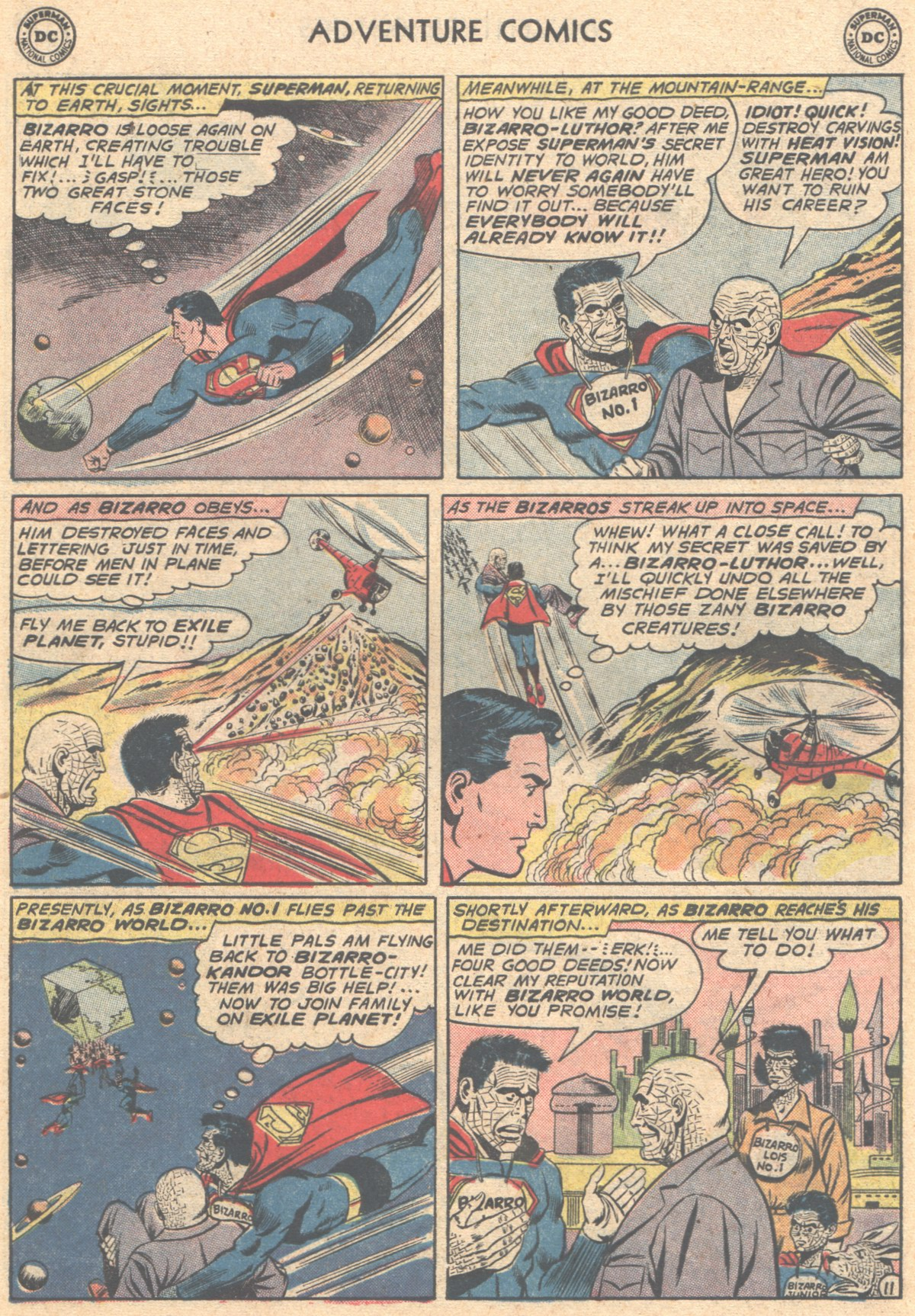 Read online Adventure Comics (1938) comic -  Issue #293 - 30