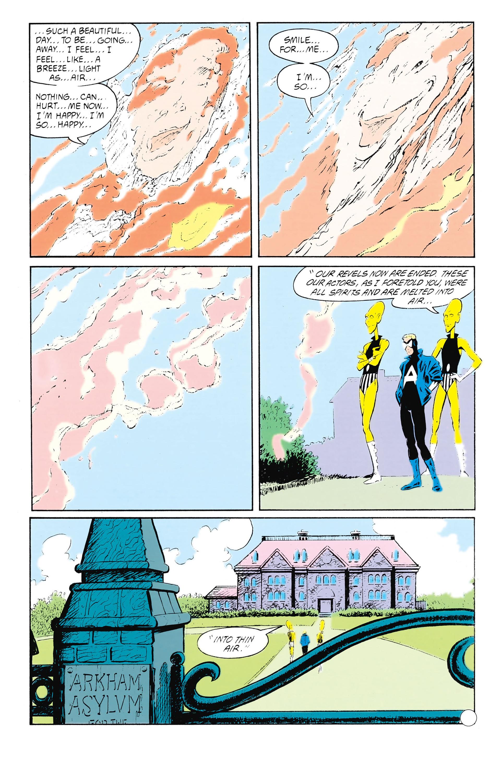Read online Animal Man (1988) comic -  Issue #24 - 21