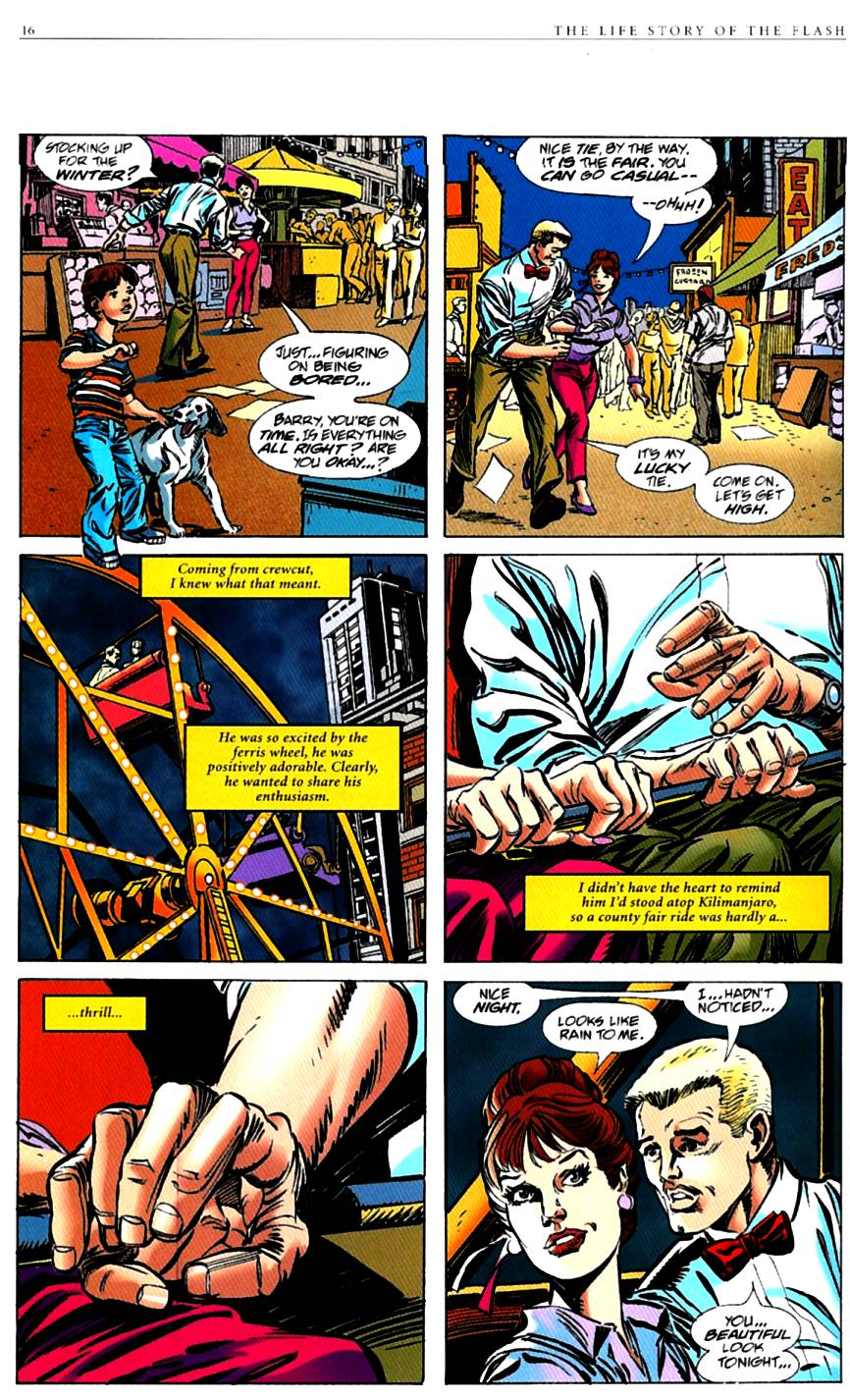 Read online The Life Story of the Flash comic -  Issue # Full - 18