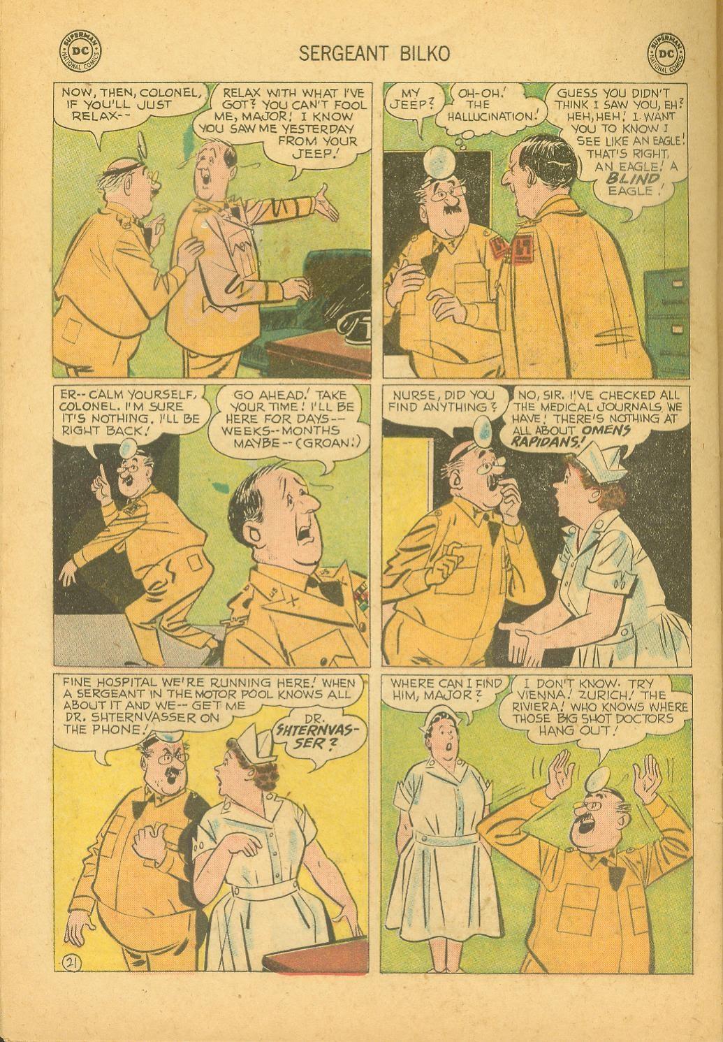 Sergeant Bilko issue 8 - Page 28