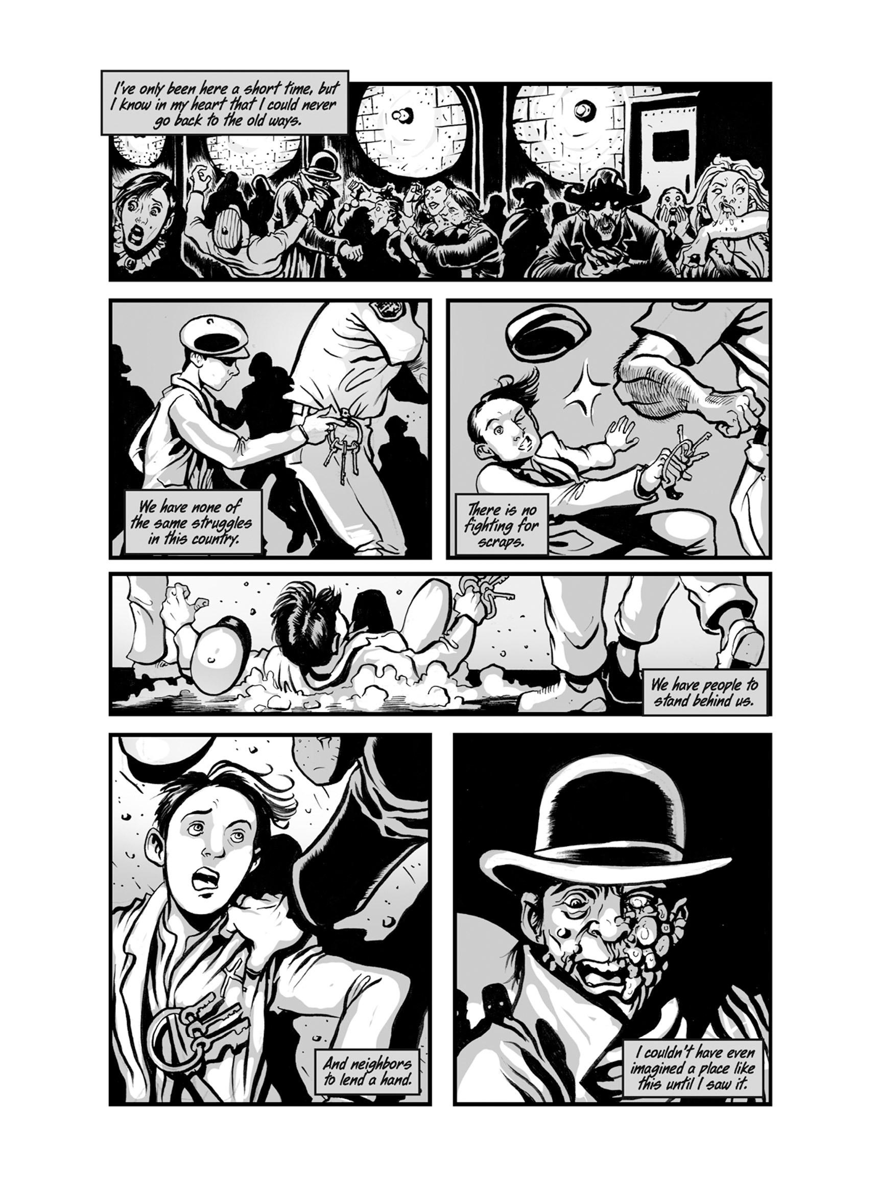 Read online FUBAR comic -  Issue #3 - 209