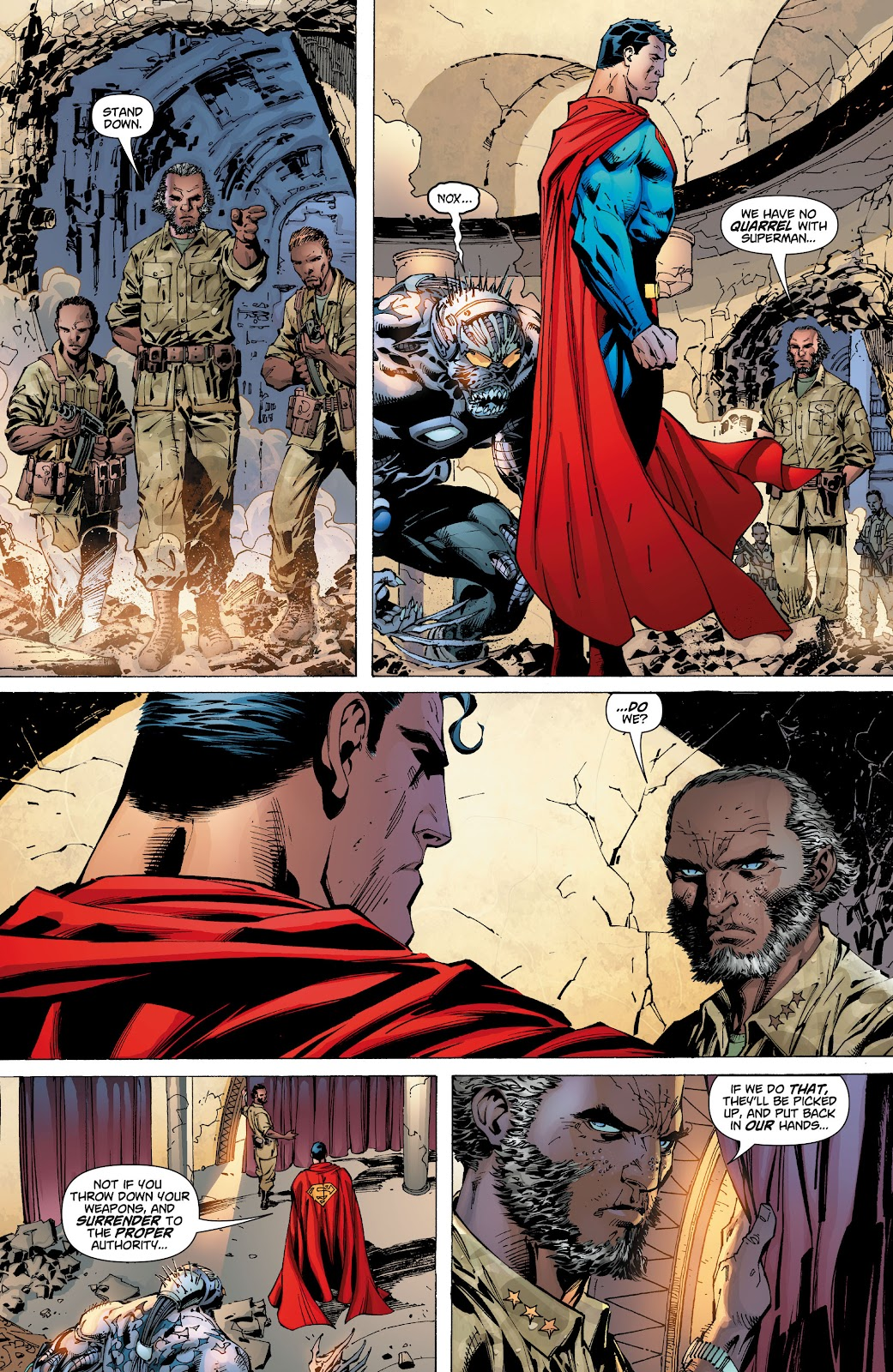 Read online Superman: For Tomorrow comic -  Issue # TPB (Part 1) - 71
