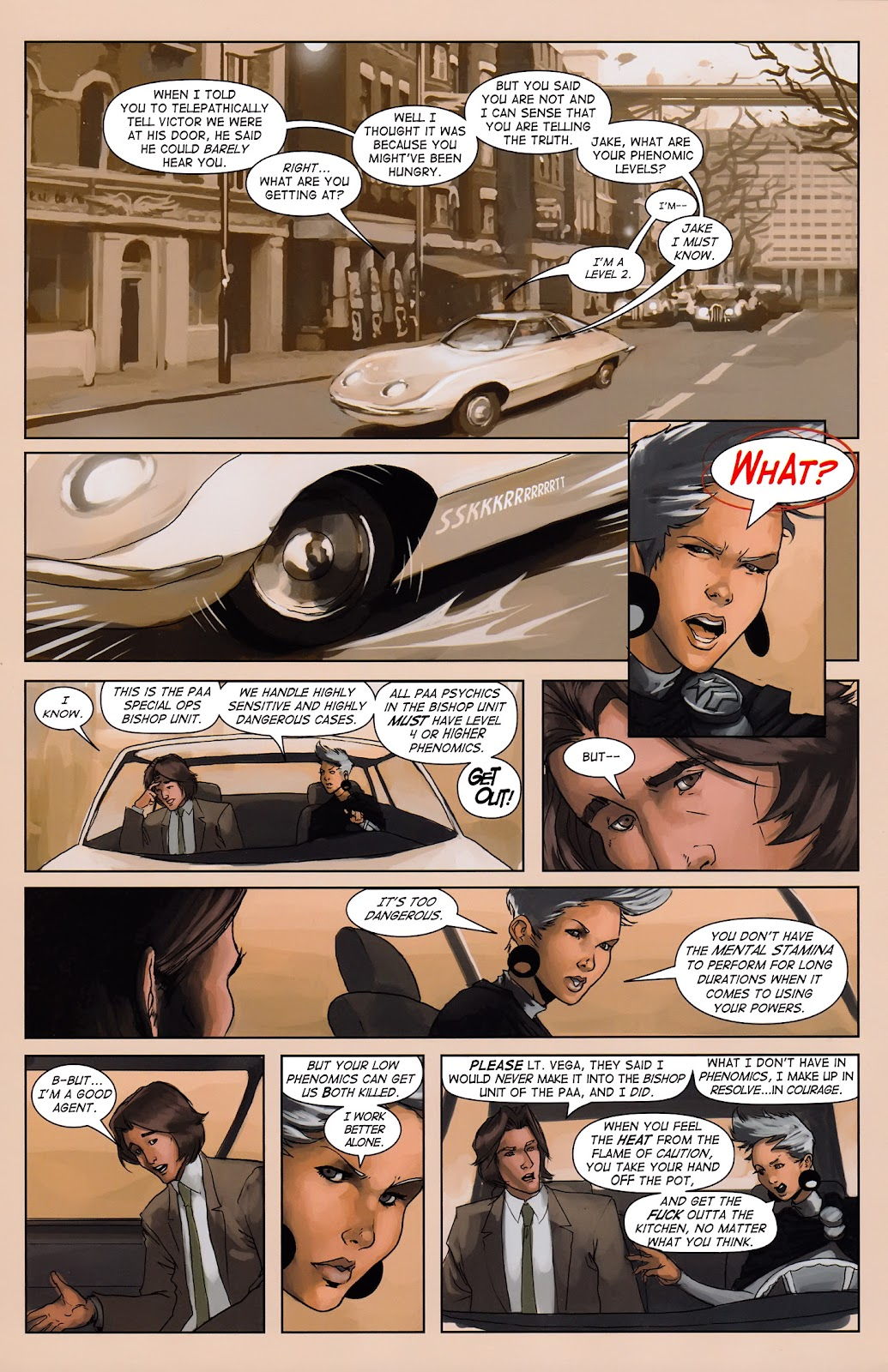 Read online Vescell comic -  Issue #3 - 20