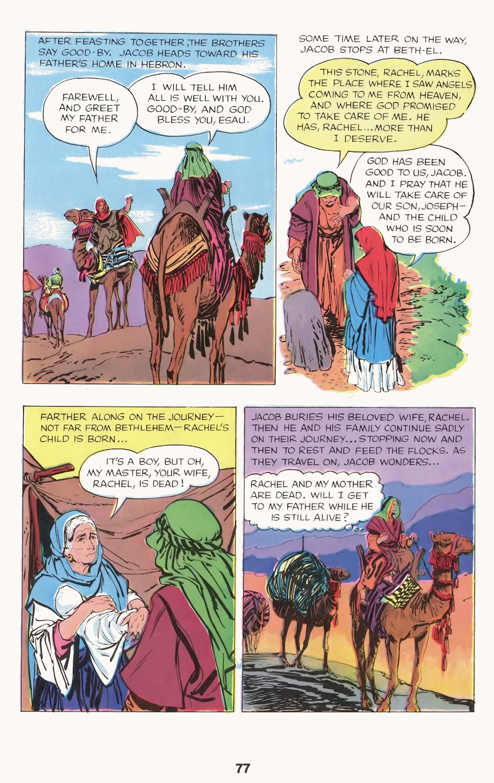 The Picture Bible issue TPB (Part 1) - Page 79