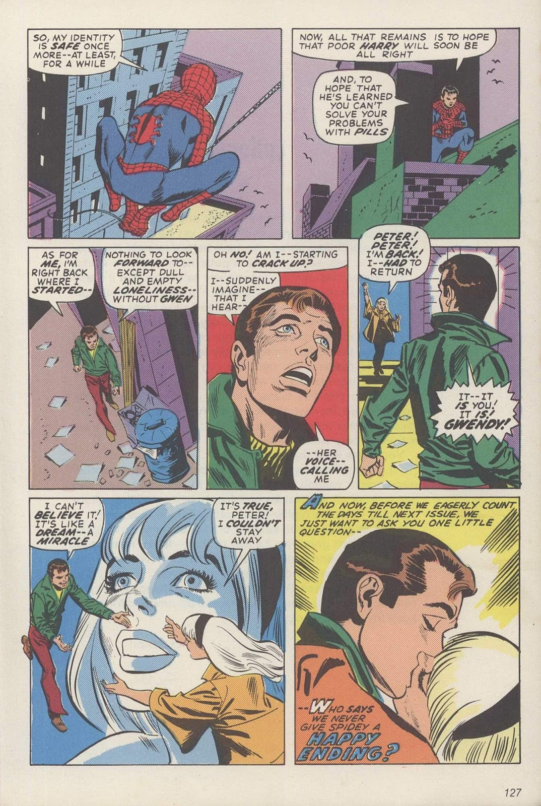 The Amazing Spider-Man (1979) issue TPB - Page 129