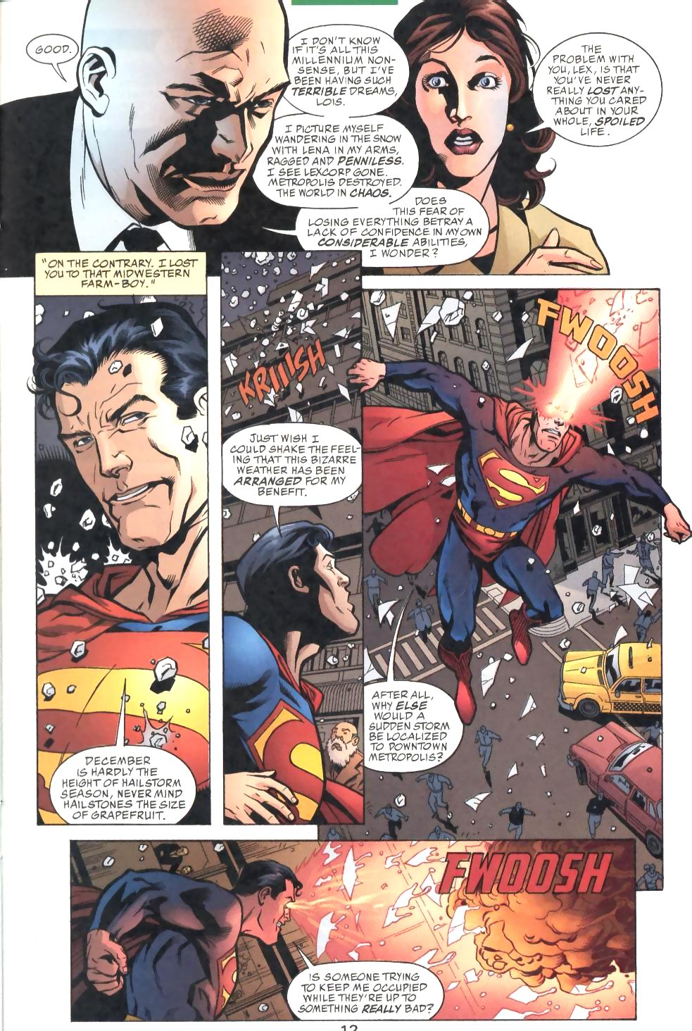 Read online Adventures of Superman (1987) comic -  Issue #575 - 13