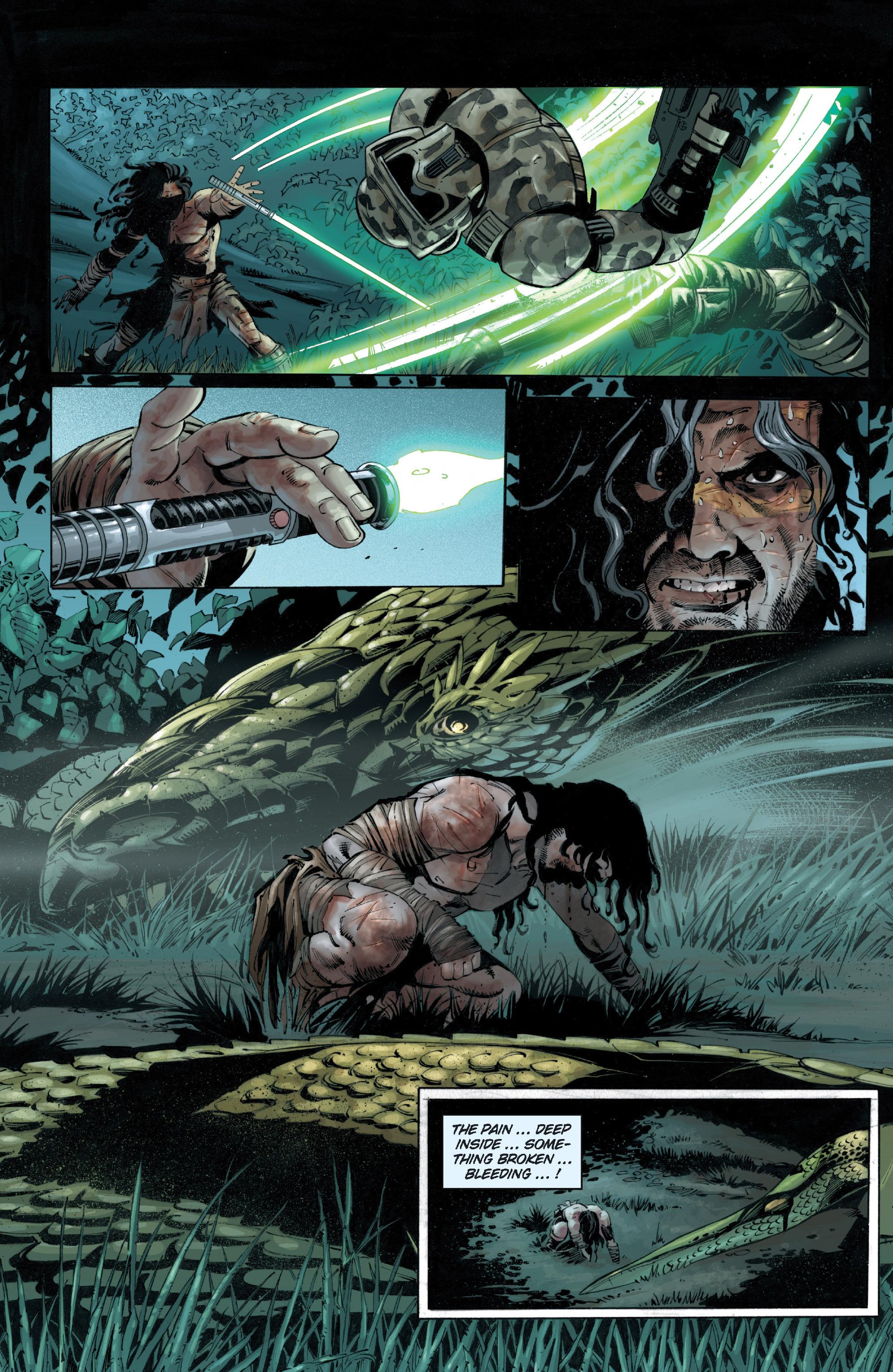 Read online Star Wars Omnibus comic -  Issue # Vol. 26 - 411