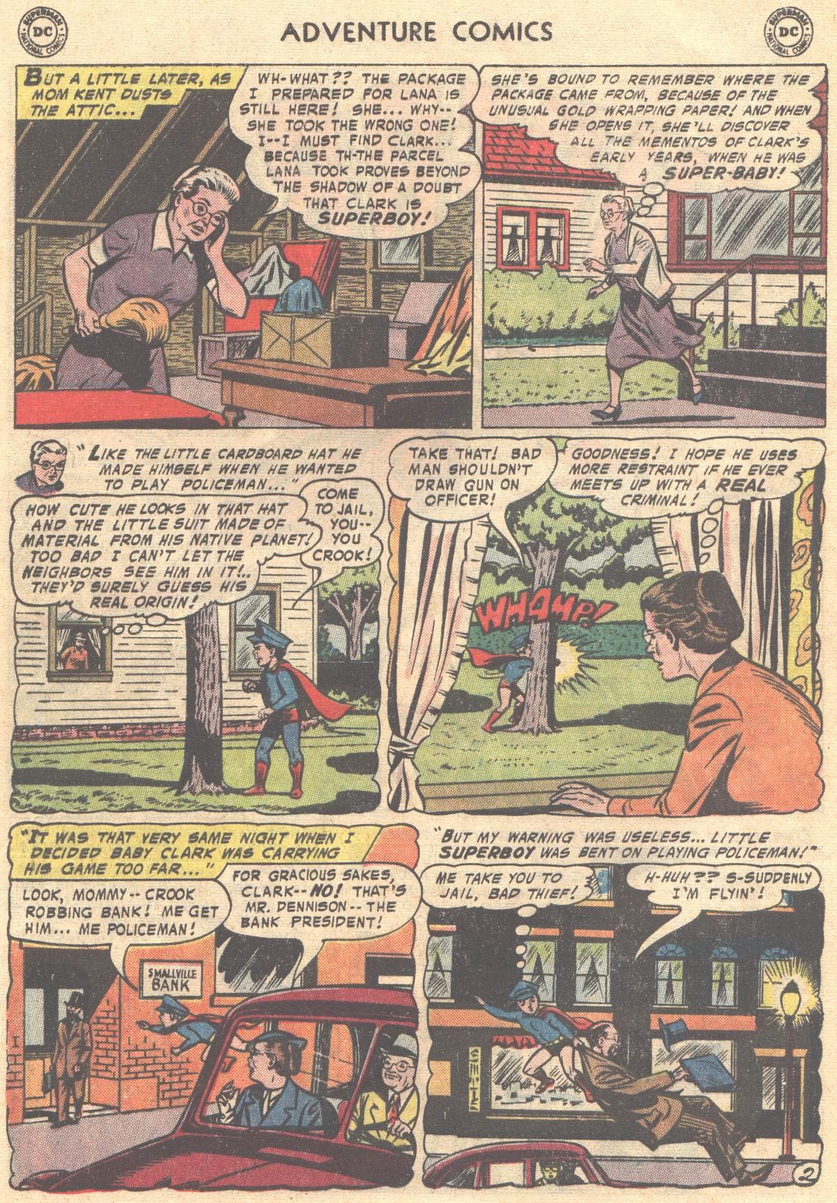 Read online Adventure Comics (1938) comic -  Issue #337 - 24