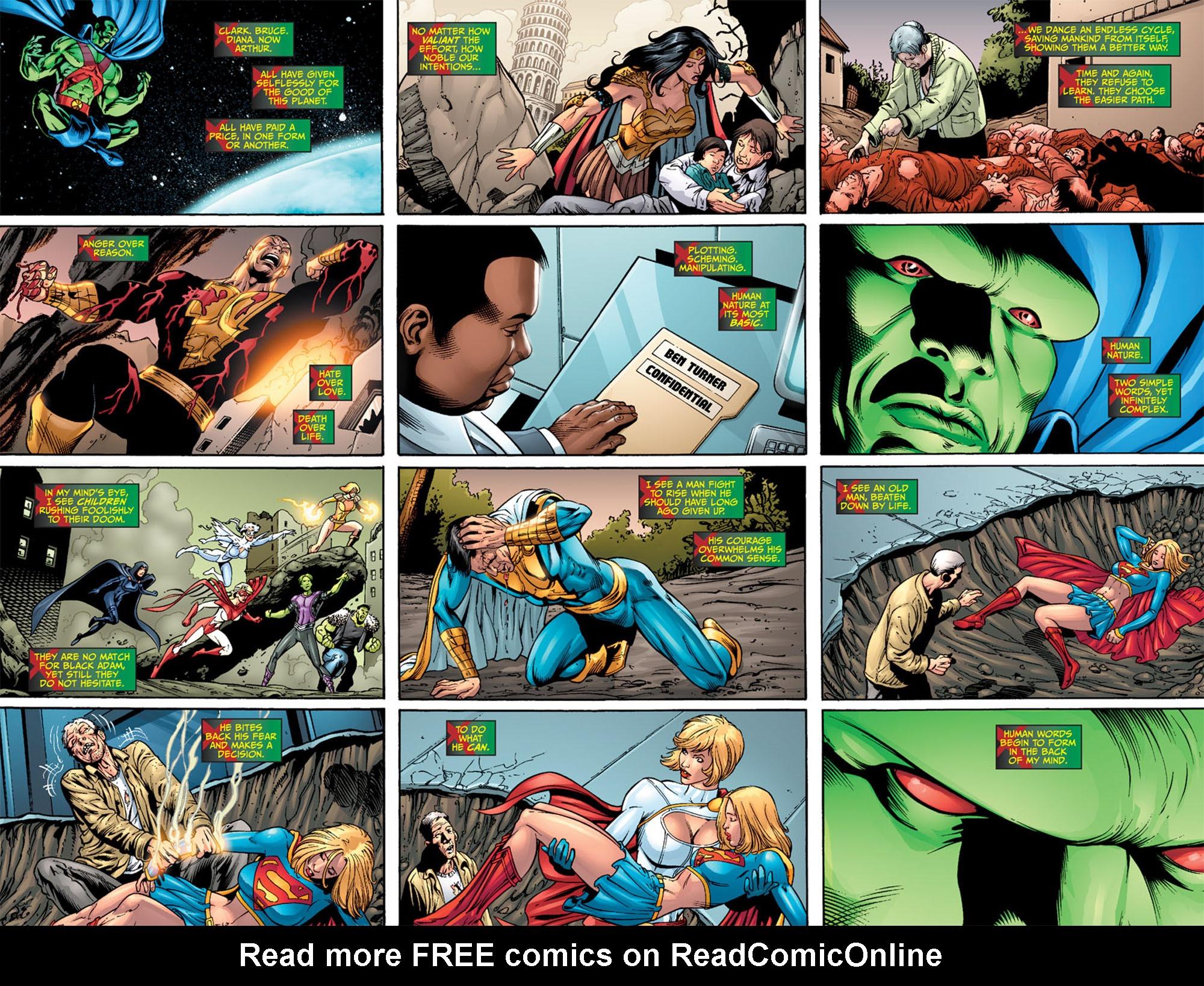 Read online World War III comic -  Issue #2 - 22
