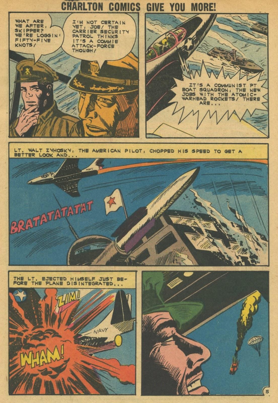 Read online Fightin' Navy comic -  Issue #103 - 29