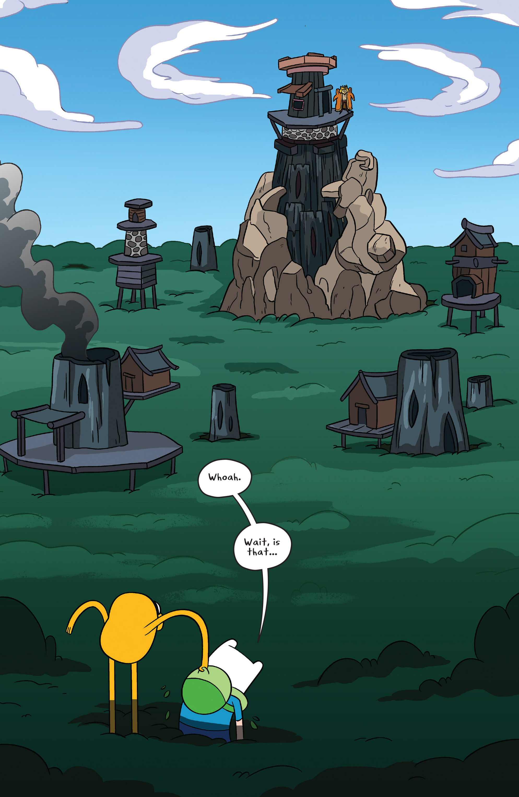 Read online Adventure Time comic -  Issue #41 - 17