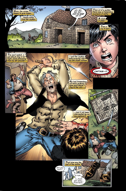 Read online Treasure Island comic -  Issue #1 - 8