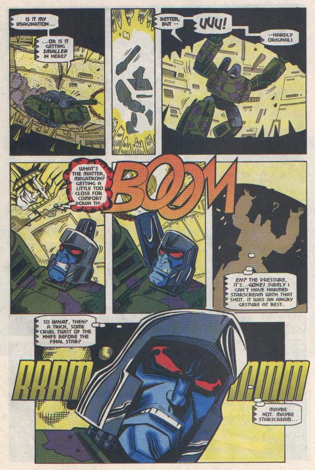 Read online Transformers: Generation 2 comic -  Issue #11 - 14