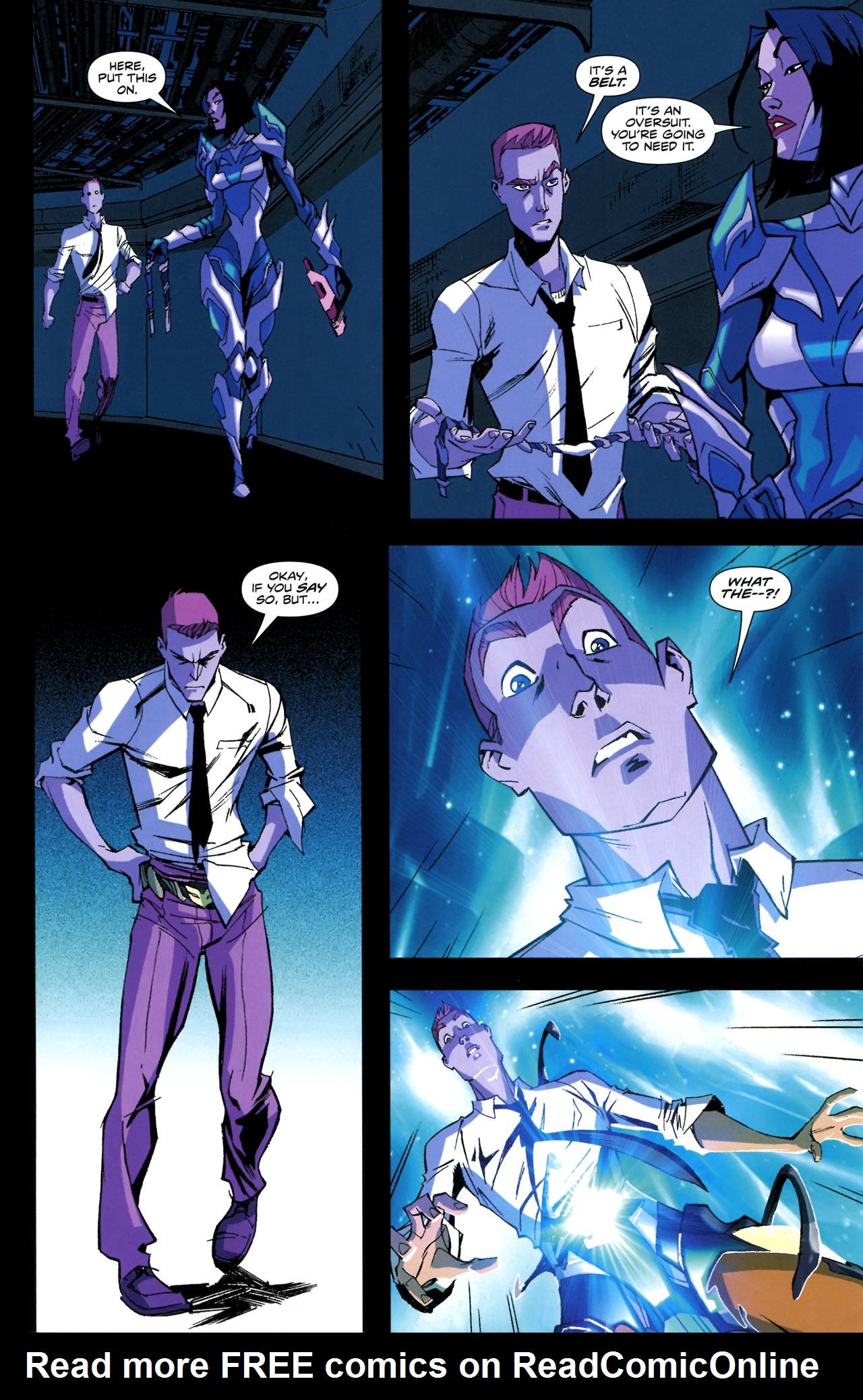 Read online Soldier Zero comic -  Issue #4 - 33