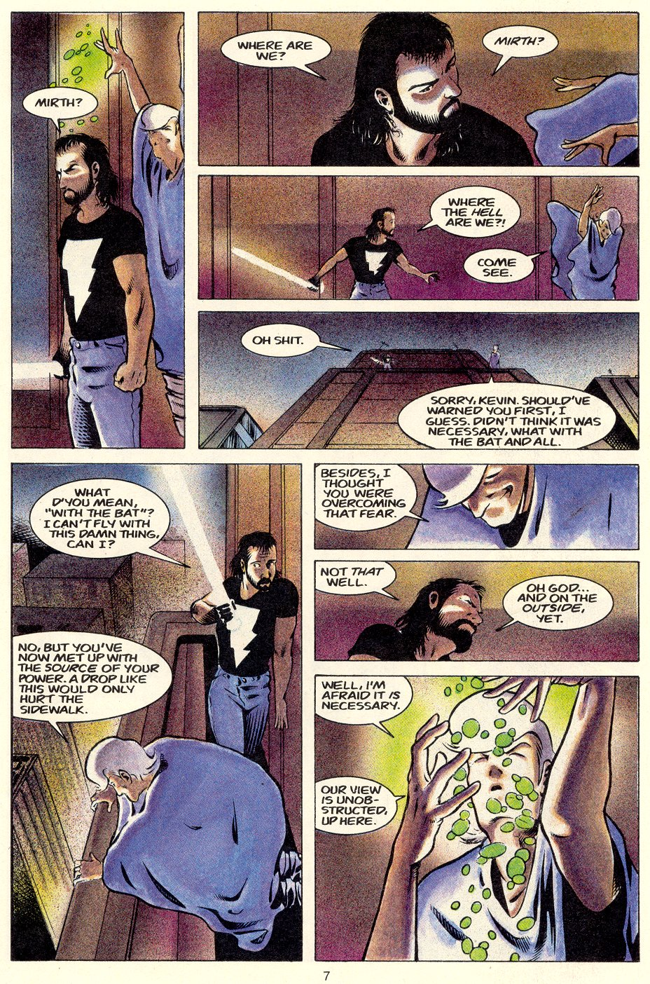 Read online Mage: The Hero Discovered comic -  Issue #15 - 9