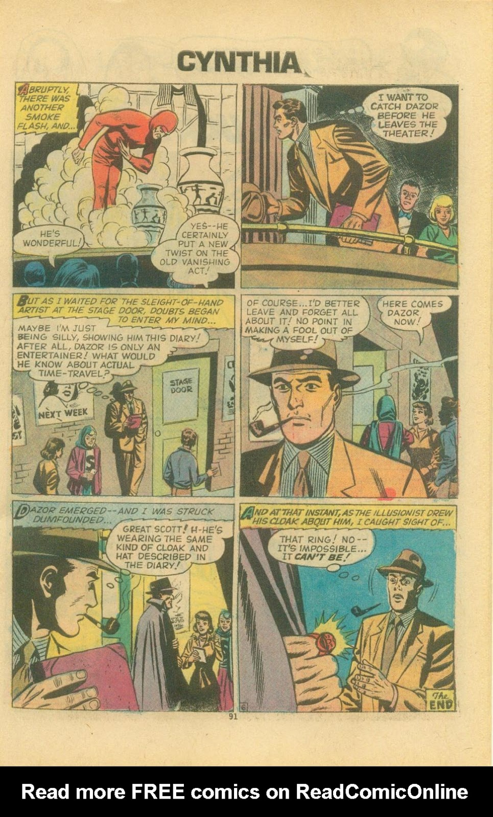 The Witching Hour (1969) issue 38 - Page 93