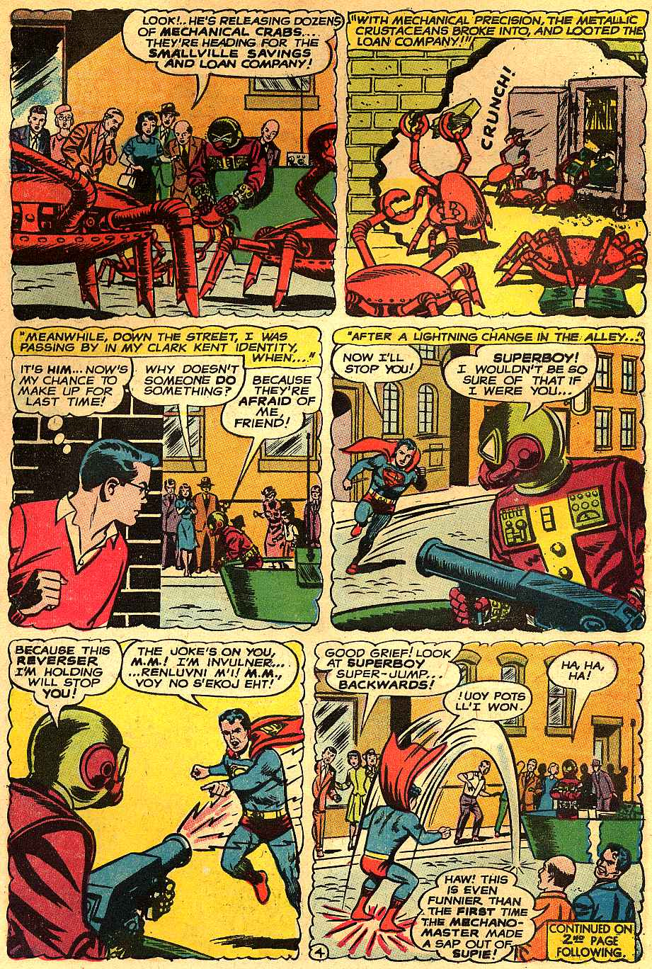 Superboy (1949) issue 135 - Page 5