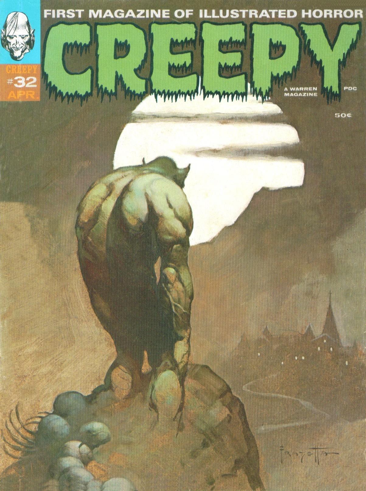 Creepy (1964) 32 Page 1
