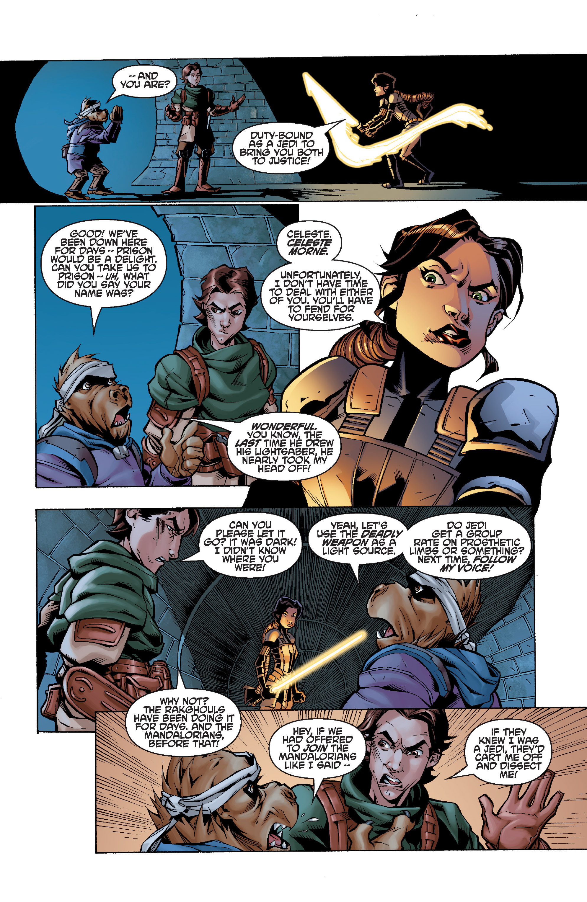 Read online Star Wars Omnibus comic -  Issue # Vol. 32 - 160