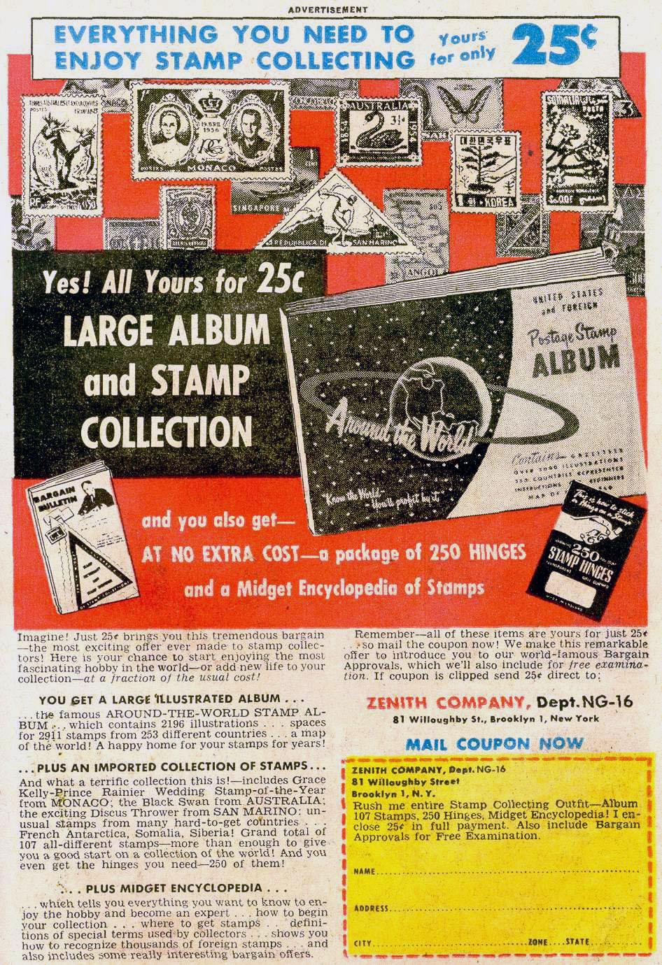 Read online Adventure Comics (1938) comic -  Issue #241 - 23